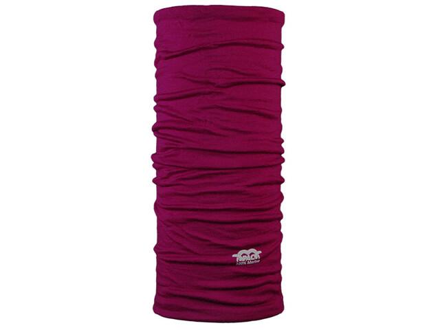 P.A.C. Merino Wool Halsbeklædning pink/violet